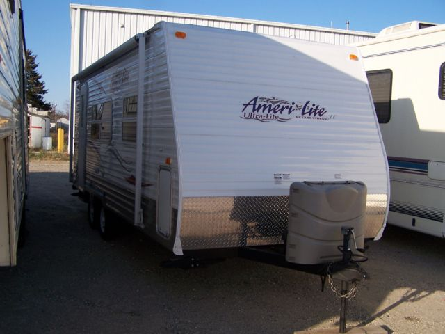 Gulf Stream Amerlite UltreLite  - Stock # : 0166 Michigan RV Broker USA
