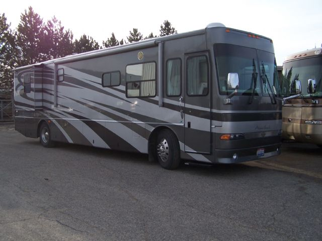 Alpine 38TSFD  - Stock # : 0181 Michigan RV Broker USA