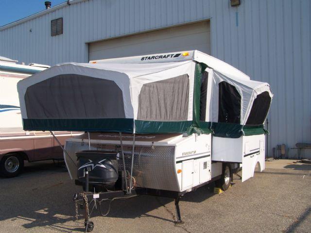 Michigan Rv Broker Usa Starcraft Centennial Series 3604