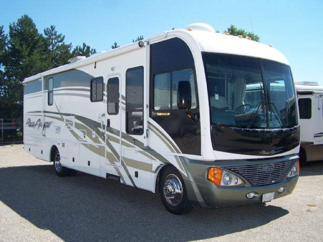Pace Arrow 35   G  - Stock # : 0276 Michigan RV Broker USA