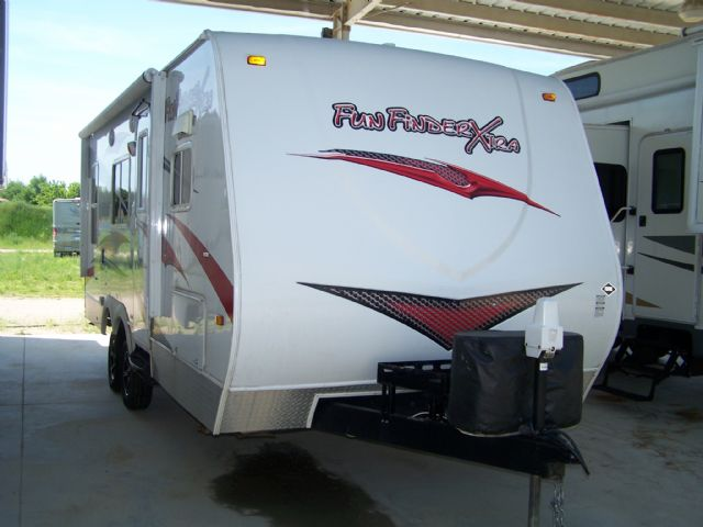2011 Cruiser RV Fun finder xt200 Toy-Hauler - Stock # : 0309 Michigan RV Broker USA