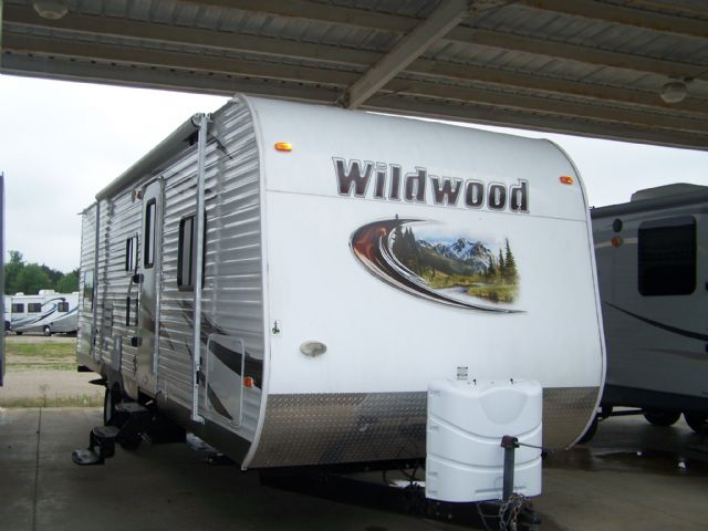 2013 Wildwood 28DBUD  - Stock # : 0384 Michigan RV Broker USA