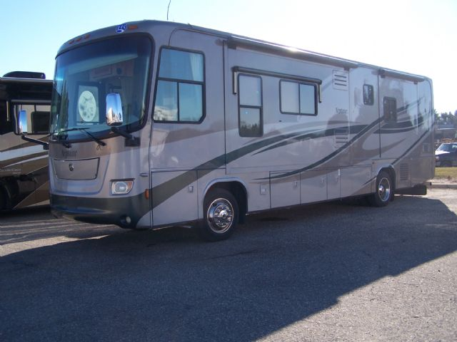 2007 HOLIDAY RAMBLER NEPTUNE SERIES 36PDQ - Stock # : 0472 Michigan RV Broker USA