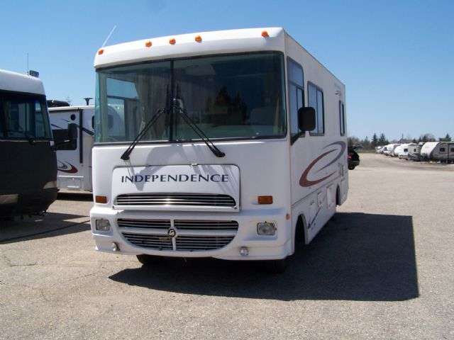 2003 Gulfstream Independecne 8240 - Stock # : 0469 Michigan RV Broker USA