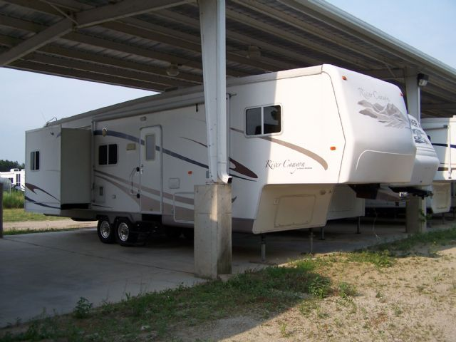 2005 Travel Supreme River Canyon M-34 RLTSO - Stock # : 0202 Michigan RV Broker USA