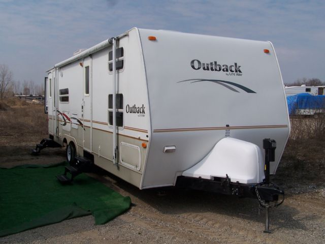 Outback 28RS-S  - Stock # : 0058 Michigan RV Broker USA