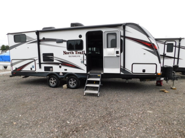 2019 HEARTLAND NORTH TRAIL 24 BHS - Stock # : 0562 Michigan RV Broker USA
